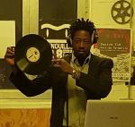 French based Ghanaian DJ, Awudu Nashiru-Deen also known as 'DJ Nash'
