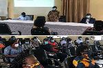 Health Promotion Officers in Ashanti trained in community engagement