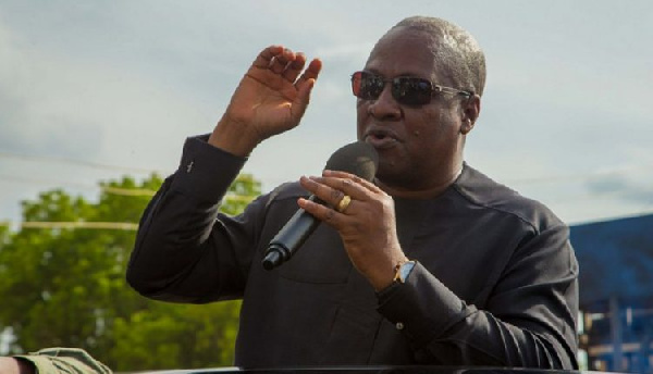 NDC will go after GPRTU buses shared to NPP chairmen if I win – Mahama