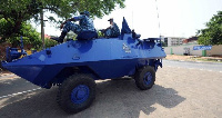 According to the MP, some men in police and military uniforms were seen on Saturday