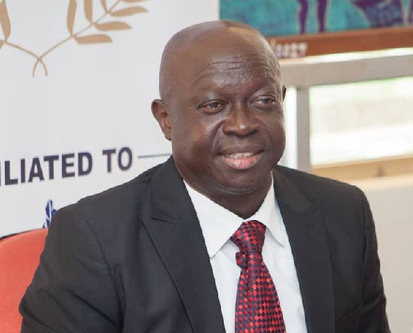 President of the Sports Writers Association of Ghana Kwabena Yeboah