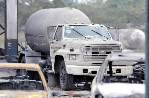 NPA's interim report blamed a mate of the fuel tanker for the explosion