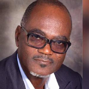 Dr Kofi Amoah was the President of the GFA Normalisation Committee