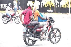 Okada has been blamed for causing mayhem on the road