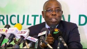 Managing Director of GSE, Kofi Yamoah