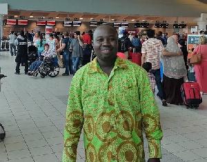 Abu Kasangbata Acting Executive Director of Savannah Ecological Development (SED)