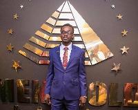 Nana Appiah Mensah, CEO for Menzgold