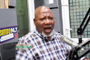 Member of National Democratic Congress, Allotey Jacobs