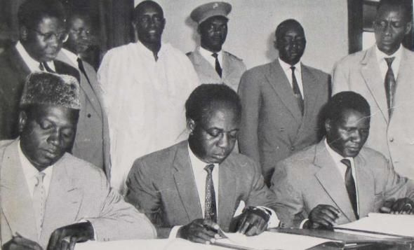 FLASHBACK: The day Africa almost became a united state