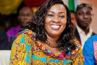 Mavis Hawa Koomson, Minister for Special Development Initiatives