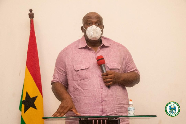 Minister asks transport union executives to assist in decongesting Accra