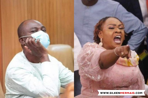 Speaker petitioned to probe unparliamentary conduct of Kennedy Agyapong and Hawa Koomson