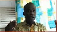 Kwame Sarpong Asiedu is a  Pharmacist and Fellow of the Ghana Centre for Democratic Development