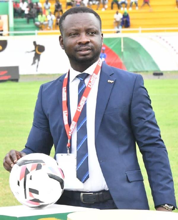 Ghana FA Ex.Co member Fred Acheampong to act as General Cordinator for Zamalek-Primeiro de Agosto clash