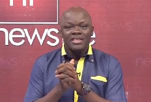 Samson Lardy Anyenini, writer