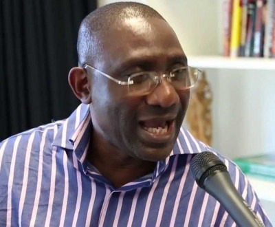 Sammy Crabbe, suspended Second National Vice Chairman of NPP