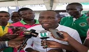 Francis Kwasi Bonzoh won the election