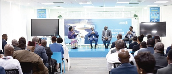 Stanchart holds anti-corruption forum; public urged to join fight against bribery