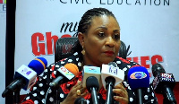Josephine Nkrumah, Chairperson of NCCE