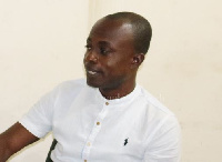 Eric Asante was wrongfully accused of defilement and jailed for 15 years