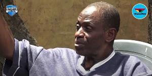 Legendary Ghanaian footballer Mohammed Polo