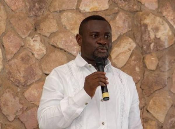 Member of Parliament for Ejisu, John Kumah