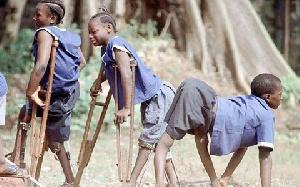 Polio Children Pics