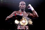 Joshua Buatsi WBA international belt