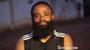 Agyeman Badu is the alleged sakawa guy