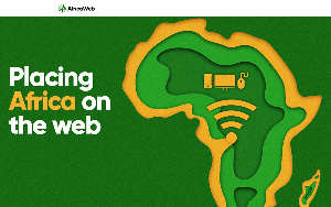 GhanaWeb and other subsidiaries are run on the AfricaWeb Solutions technology
