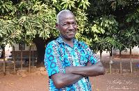 Dr David 'Choggu' Abdulai