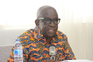 National Security Minister Albert Kan-Dapaah
