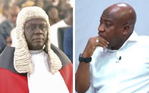 Chief Justice and Ibrahim Murtala Muhammed