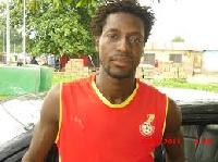 Goalkeeper Robert Dabou