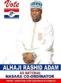 Alhaji Rashid Adam
