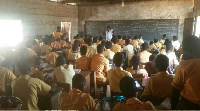 File photo; Lack of infrastructural logistics has hindered academic progress in the school