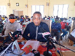 Watch Ato Forson's 'evil ways' to forestall violence in Ajumako - NPP to Police
