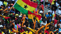 Ghanaians took to Twitter to express their excitement at Egypt's loss to Uganda