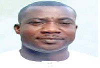 Mr Joseph Nyami, Ga South Municipal Chief Executive