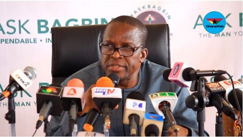 Cost of Akufo-Addo's 9-day trip question will definitely be answered – Alban Bagbin