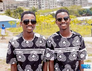 TwinsDntBeg, Ghana's photography duo