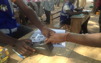 Some electorates getting their names captured in the system