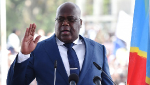 Felix Tshisekedi, President of Democratic Republic of Congo