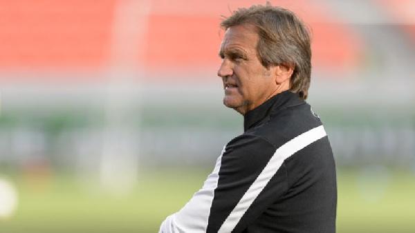 Nigeria head coach, Randy Waldrum