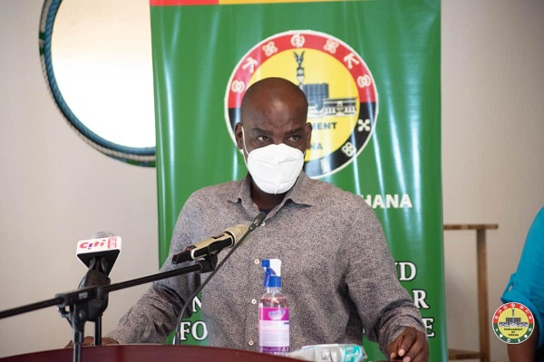 You're communicating well – Haruna Iddrisu tells Oppong Nkrumah