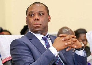 Energy Minister, Dr Mathew Opoku Prempeh