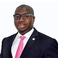 CEO of Opportunity International Savings and Loans,  Kwame Owusu-Boateng