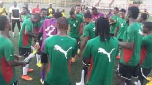 Local Black Stars in Abidjan