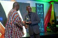 Kasapreko receives award