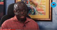 Prof. Emmanuel Gyimah Boadi, CEO - Afrobarometer Network
